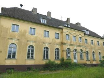 Pałac w Nadrensee, Niemcy, doskonała inwestycja