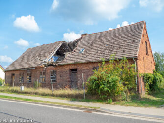Einfamilienhaus in Glashütte, Rothenklempenow (stark Sanierungsbedürftig)
