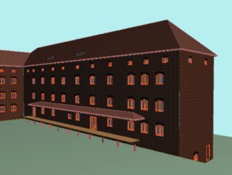Gebäudekomplex in Grambow, Kapitalanlage, Investition